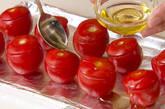 プチトマトファルシの作り方2