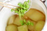 冬瓜のくずあんの作り方6