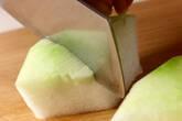 冬瓜のくずあんの作り方3