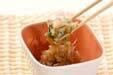 ジャコの甘酢和えの作り方3