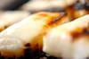 焼き餅のそぼろあんかけの作り方の手順1