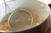 たっぷり豚汁の作り方7