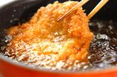 ジューシーチキンカツ丼の作り方2