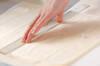 チョコバナナのパートフィロ巻きの作り方の手順5