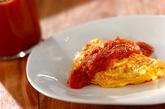 生トマトで作る粗びきケチャップ