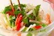 干し柿の酢の物の作り方5