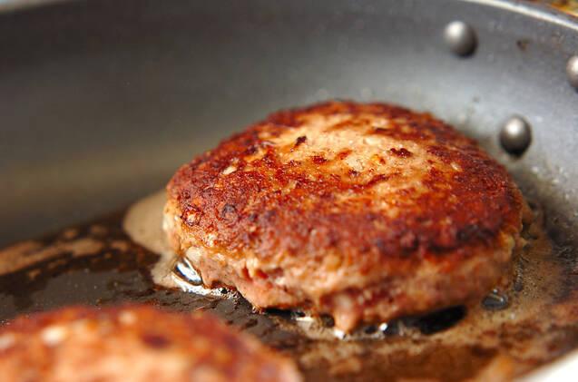 ココナッツカレーハンバーグの作り方の手順5