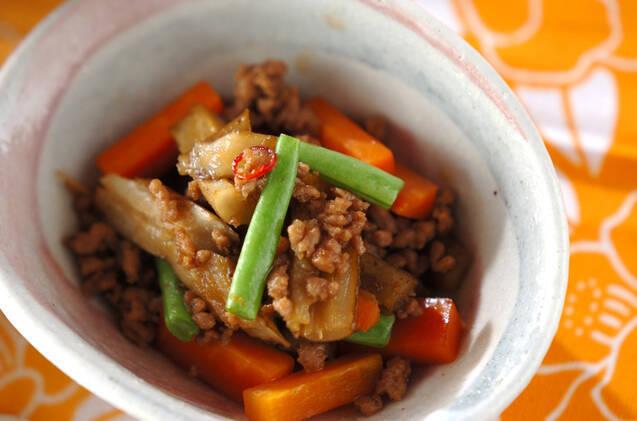 ご飯がすすむ「ごぼうの甘辛」レシピ15選!煮ても揚げても炒めてもOKの画像
