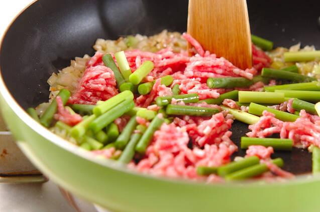 春雨の炒め物の作り方の手順8