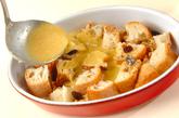 フランスパンのココナッツグラタンの作り方3