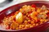 モロッコ風チキンのタジンの作り方の手順7