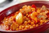 モロッコ風チキンのタジンの作り方7