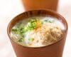 白菜と肉団子のスープ