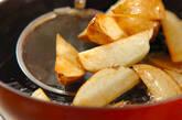 ジャガイモのガーリックソテーの作り方3