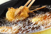 豚ヒレ肉の串カツの作り方2