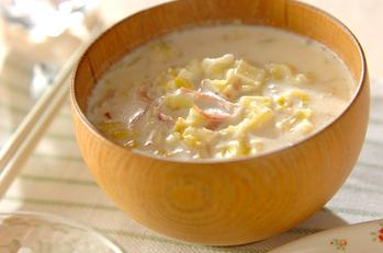 朝食にぴったり!簡単キャベツのミルクスープ