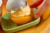 黄桃バニラの作り方1