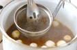 豆腐の赤だしの作り方3