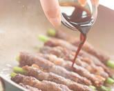 アスパラガスの牛肉巻きの作り方3