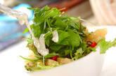 サニーレタスのサラダの作り方6