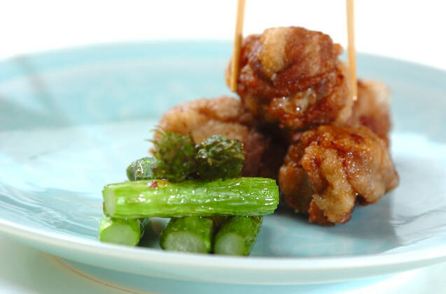 豚肉のジューシーから揚げの作り方の手順7