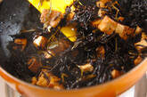 ヒジキと厚揚げの甘辛煮の作り方4