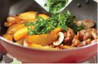 鶏肉とジャガイモのガーリック炒めの作り方5
