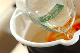 シジミのコンソメスープの作り方3