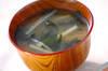 ジャガイモのみそ汁の作り方の手順