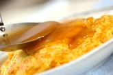 カニタマ丼の作り方4