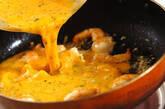 エビの卵焼きの作り方3