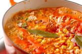 白菜のチリコンカンの作り方3