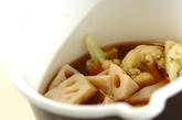 カリフラワーの甘酢漬けの作り方1