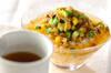 混ぜ野菜の冷茶漬けの作り方の手順