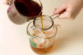 オレンジ紅茶のデザートの作り方2