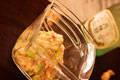 焼きナスの彩り白和えの作り方5