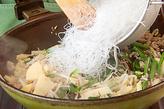 春雨の中華炒めの作り方4