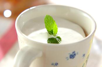 紅茶プリン
