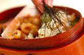 鮭ちらし寿司の作り方3