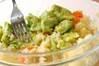 グリーンポテトサラダの作り方の手順9