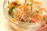 彩り春雨サラダの作り方3