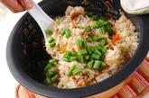 鶏ご飯の作り方4
