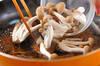イワシのショウガ煮の作り方の手順4