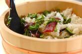 漬けカツオ寿司の作り方9