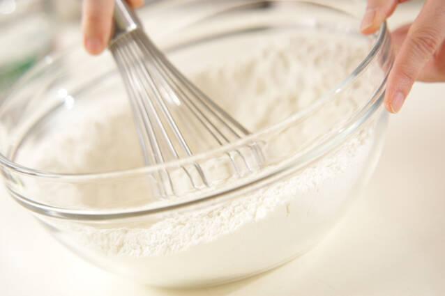 ポテトチーズパンの作り方の手順3