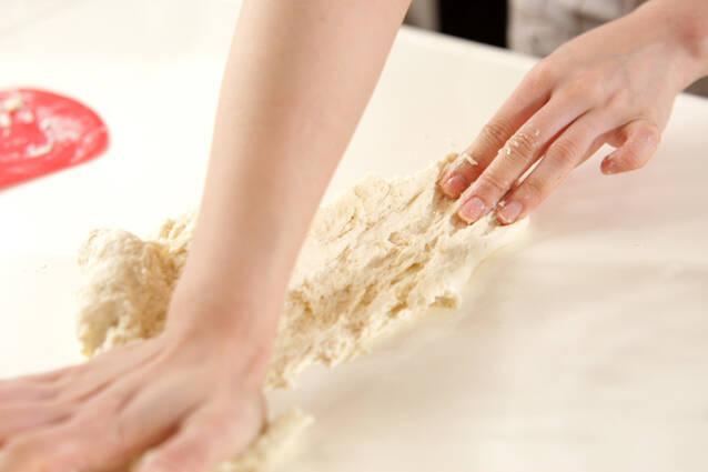 ポテトチーズパンの作り方の手順6