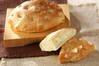 ポテトチーズパンの作り方の手順