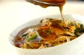 ニラタマあんかけ丼の作り方4