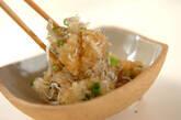 おろしジャコの甘酢和えの作り方3