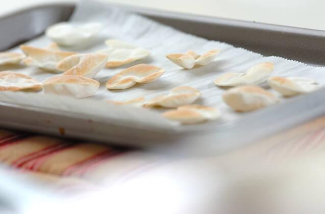 ぱりぱりチップの作り方の手順2